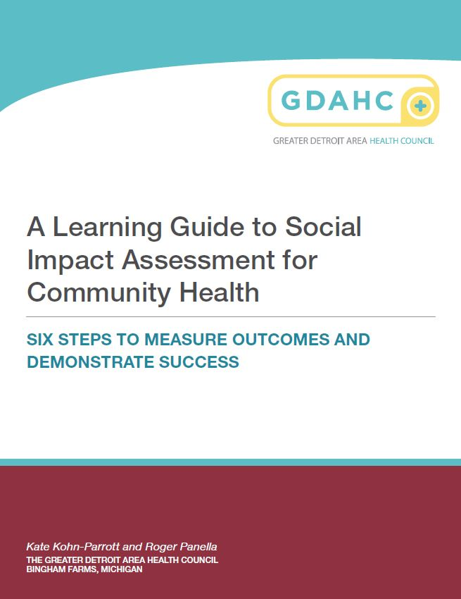 A Learning Guide to Social Impact Assessment for Community Health
