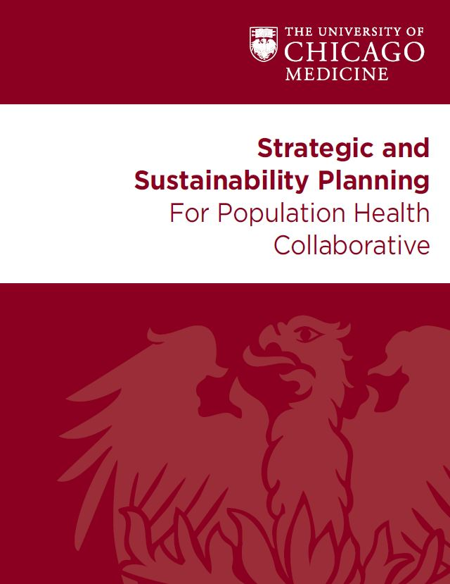 Strategic and Sustainability Planning for Population Health Collaborative