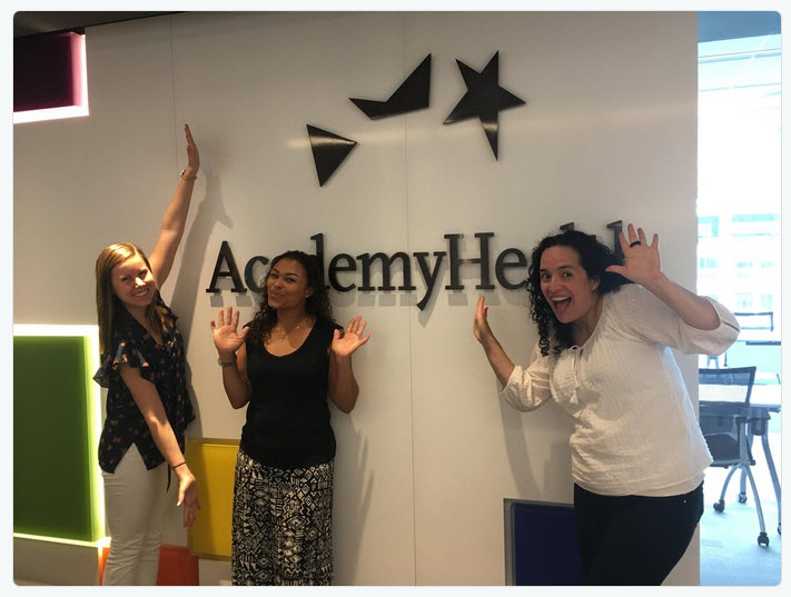 AcademyHealth staff ARM17