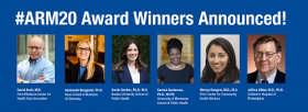 2020 Annual Research Meeting Award Winners