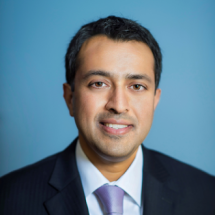 Anand Parekh headshot