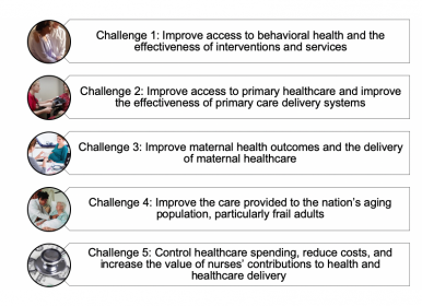 Nursing Health Services Research: Developing an Agenda to Address the Nation's Top Health Care Challenges in the 2020s