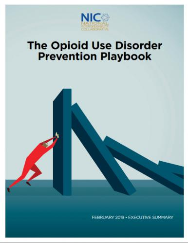 New Playbook Focuses on 11 Strategies to Add Prevention to the Fight Against the Opioid Epidemic